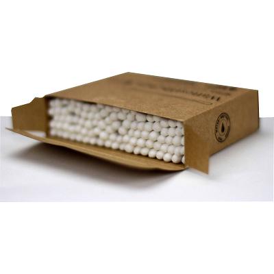 Biodegradowalne patyczki higieniczne, patyczki do uszu - wykonane z bawełny i bambusa, 100 szt., HYDROPHIL