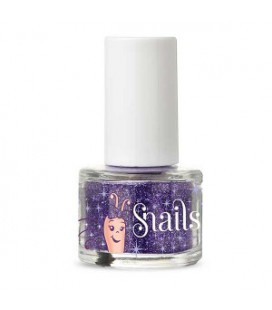 Brokat do paznokci PURPLE BLUE GLITTER, 7 ml, Snails