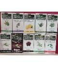 Proszki ziołowe - surowce