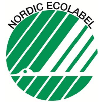Produkty Natracare posiadają certyfikat Nordic Ecolabal